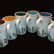 artwork by Ingrid Gitnick Pottery