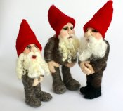 The Felted Gnome Knows
